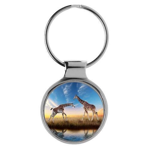Giraffen Geschenk Schlüsselanhänger 9659