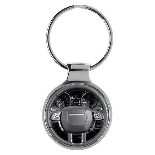 Geschenk für Range Rover Epoque Fans Cockpit Schlüsselanhänger 20839