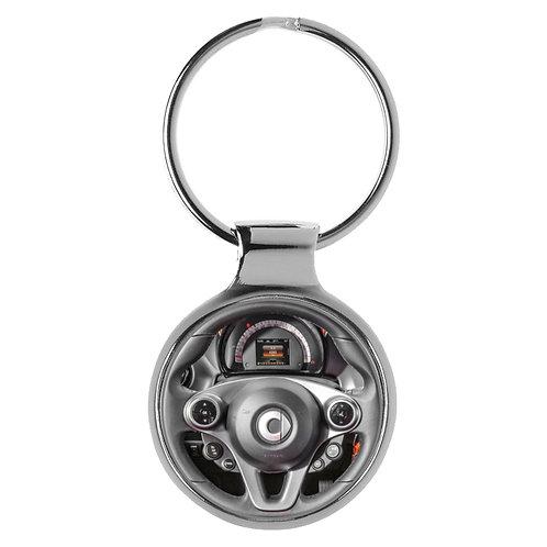 Geschenk für Smart Fans Cockpit Schlüsselanhänger 20835