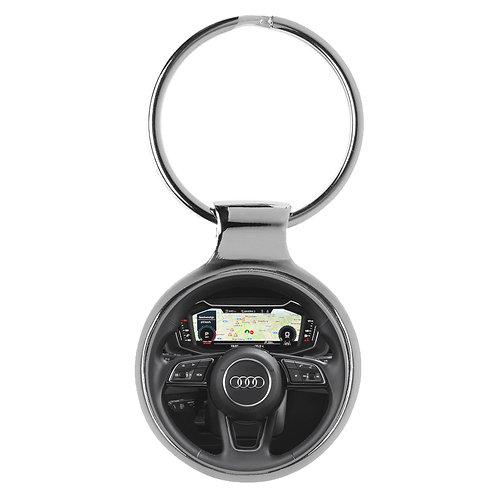 Geschenk für Audi A1 Sportback Fans Schlüsselanhänger 20977