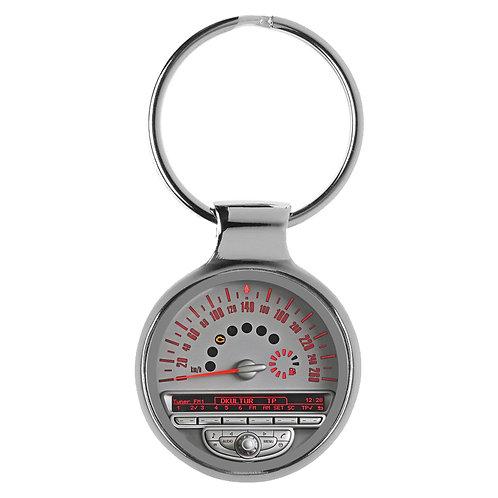 Geschenk für Mini Fans Cockpit Schlüsselanhänger 20768
