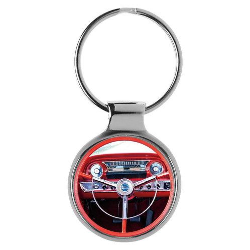 Geschenk für Chevrolet Impala 1962 Fans Schlüsselanhänger 20953