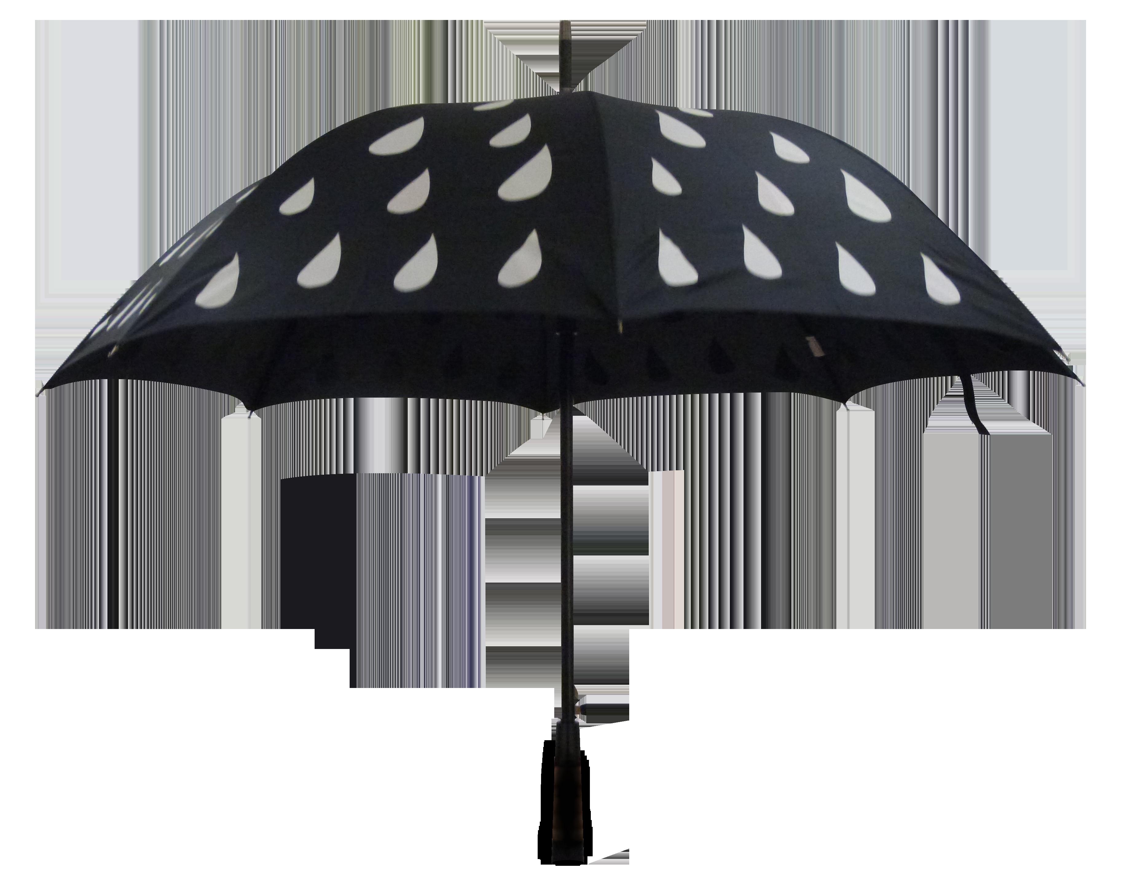 Colour Changing Umbrella Open