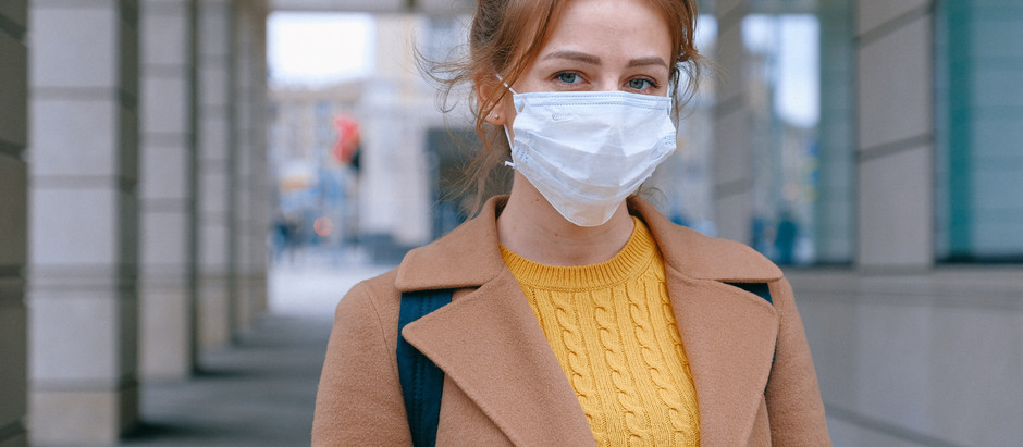 Should I be wearing a face mask in public?