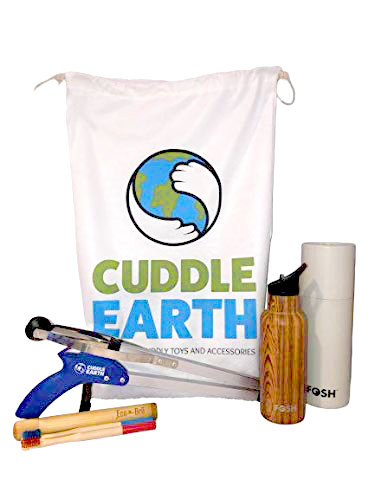 Cuddle Earth Eco-Friendly Set