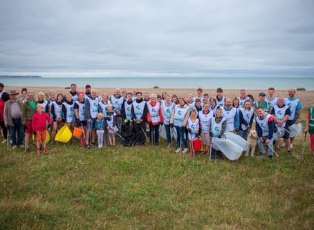 #2 Sandwich Bay Beach Clean!
