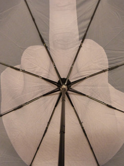 """""""Up Yours"""" Foldable Umbrella Frame"""