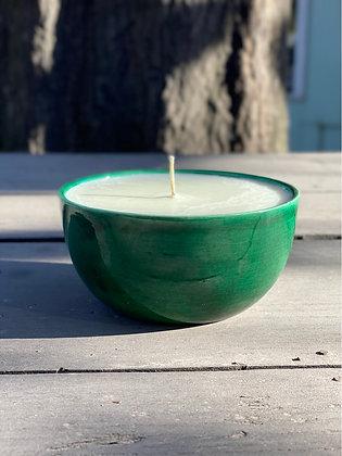 Pottery Bowl M Verde
