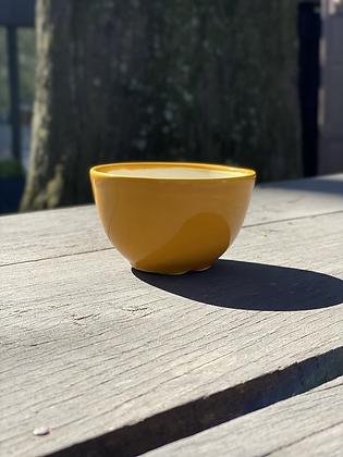 Pottery Bowl S Mostaza