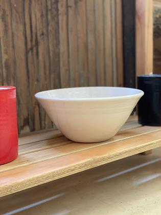 Pottery Cone Blanco