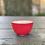 Thumbnail: Pottery Bowl S Rojo