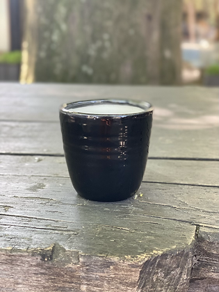 Pottery Cup S Negro