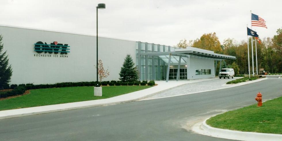 Rochester, Michigan Synchronized Skating Clinic
