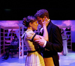 Pride & Prejudice at Capital Rep