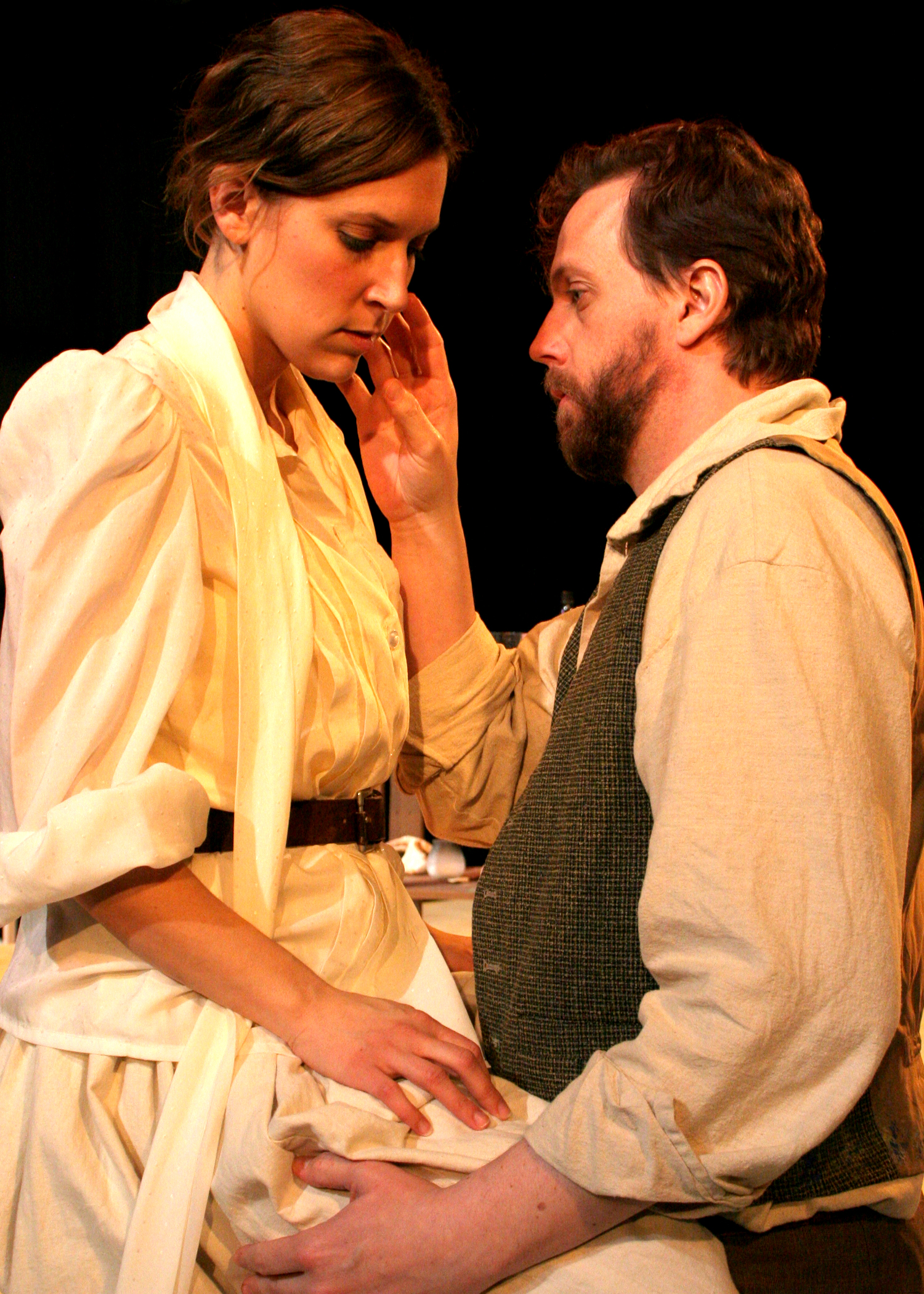 Inventing Van Gogh at Chance Theatre