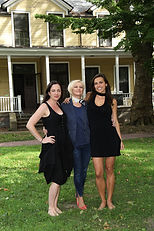 Aubrey Saverino, Brooke M. Haney, Natalie Burlutskaya