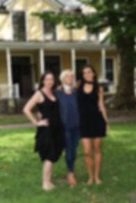 Aubrey Saverino, Brooke M. Haney, Natalie Burtlutskaya