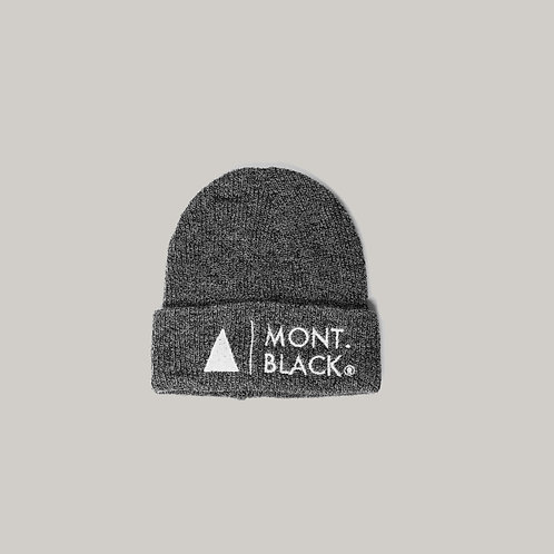 MONT.BLACK - GREY BEANIE