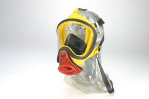MSA Ultra Elite Facemask - silicone (yellow)
