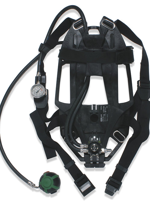 MSA AirGo Compact + Ultra Elite Mask
