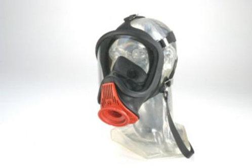 MSA Ultra Elite Facemask - rubber (black)