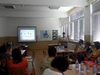 Заключителен етап на обучение по ПРОЕКТ Еразъм+ КД1