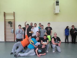 Училищно първенство по волейбол