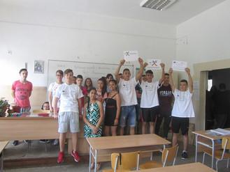 ПУБЛИЧНА ИЗЯВА  НА ПО МАТЕМАТИКА – 8 клас