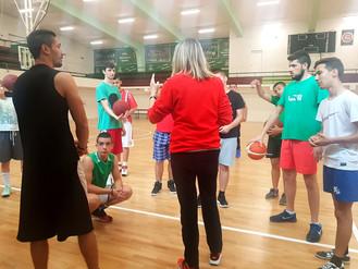 Баскетболен турнир 3х3
