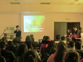 """Презентация  """"За теб, Българийо"""" в Историческия музей"""