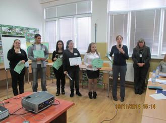 """ПГТМ """"Христо Ботев"""" отбеляза Световния ден на предприемачa"""