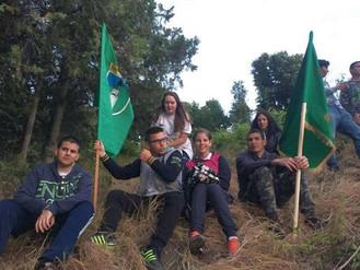 """Седем наши ученици се завърнаха от Национален туристически поход """"По стъпките на Ботевата чета"""""""