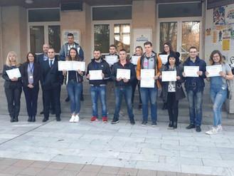 Националното ученическо състезание по икономика и предприемачество