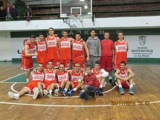 """Традиционен баскетболен турнир за юноши  """"Росен Бенчев"""""""