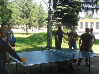 Пролетен турнир по тенис на маса