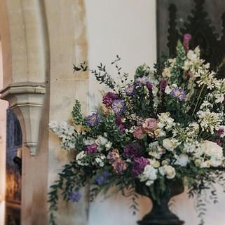 Farewell Flower Arrangement