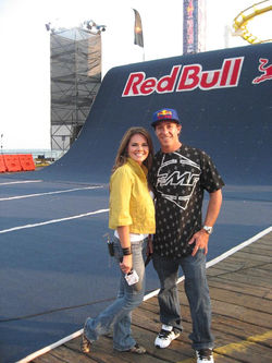 Red Bull Experiment: Robbie Maddison