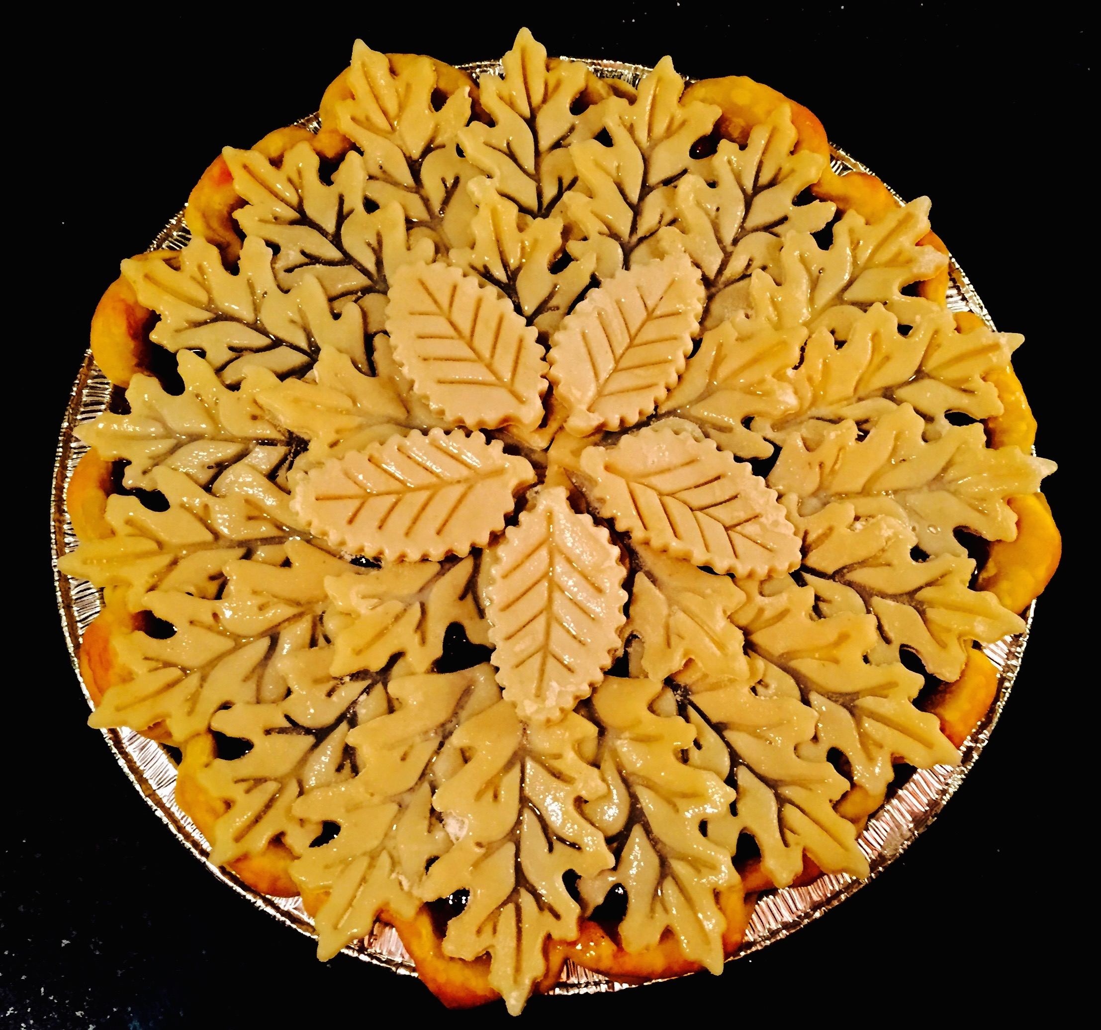 Pecan Pie and Crust