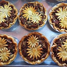 Mini Pecan Pies - 4 for