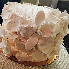 "Bride & Groom Cake - 6"", 8"", 9"", 10"" price starts at"