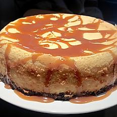 """Caramel Ginger Cheesecake - 6"""", 8',9"""",10"""" price starts at"""