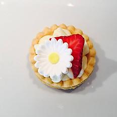 White Chocolate Tart - per doz