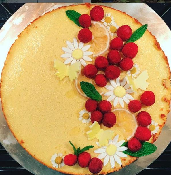 Lemon Cheesecake of Love