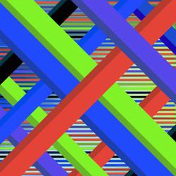Green Diagonal 1