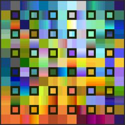 Square Pixeles II