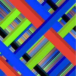 Green diagonal 3