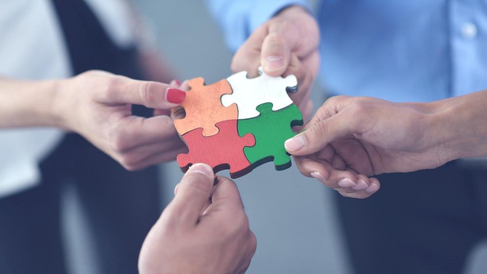 cross-company cooperation