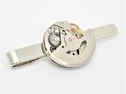 round watch mechanism tie slide