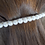 Thumbnail: freshwater round pearl barrette hair clip