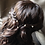 Thumbnail: 12 round ivory pearl hair pins in gold